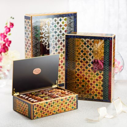 shop for Arabian Dream signature gift box by bateel