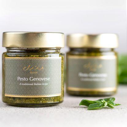 premium basil pesto genovese by bateel