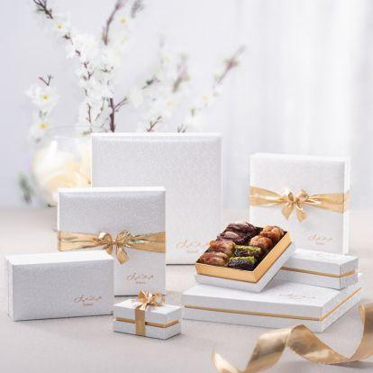 阿拉斯加白色礼品盒在线销售