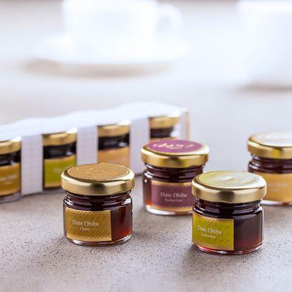 Flavoured Date Dhibs Mini Set