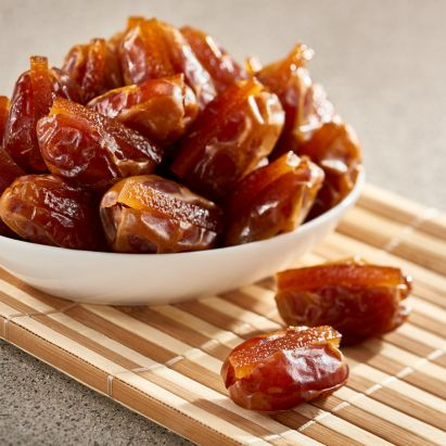 top class kholas dates with candied orange peel for sale