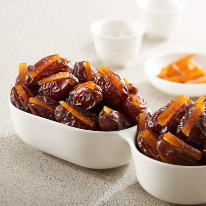 buy wanan dates with candied orange peel online