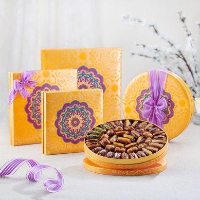 Regalia Gold-Geschenkbox für Diwali