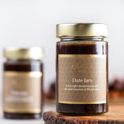 jam from kholas dates for sale by bateel