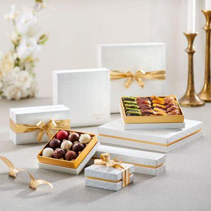 alaska white gixt box for online sale
