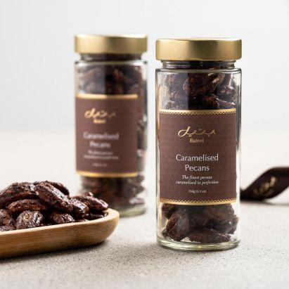 Caramelised Pecans