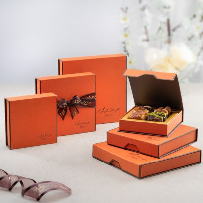 Georgia gift box by bateel