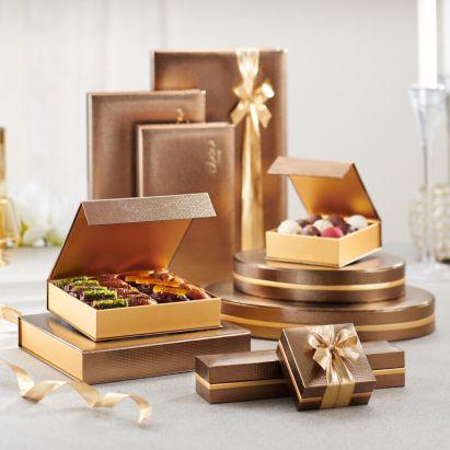 buy premium Midas gift box with dates