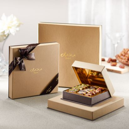 shop for Oak Square Bateel gift boxes
