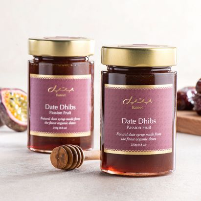 Date Dhibs - Passion Fruit