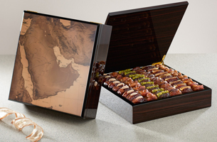 Ivory White Luxury Box