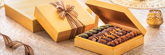 Perfect for gifting, the Diwali Collection is sure to impress