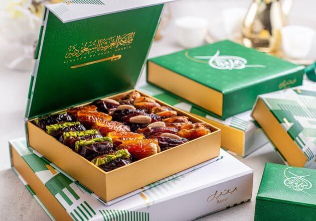 Célébrez la fête nationale saoudienne avec nos coffrets cadeaux exclusifs