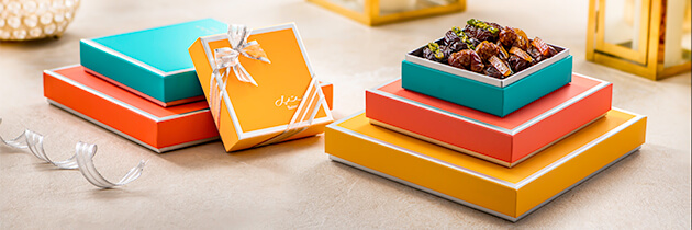 Celebrate the occasion with a vibrant gift set