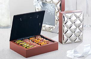 Un choix de cadeaux de luxe pour toutes les occasions