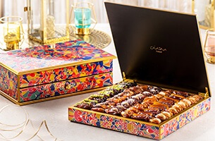 Luxurious gift sets perfect for gifting