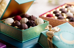 A range of exquisite and indulgent flavours