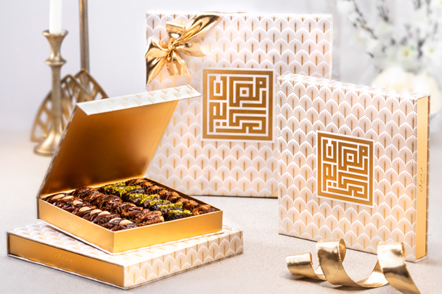 First impressions count, which is why our Ramadan gift boxes are so popular