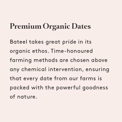 Premium Organic Dates