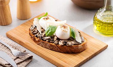 KSA Breakfast Menu